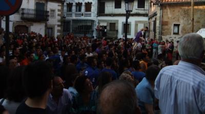 """Vidal Burgos """"Por orden de la alcaldesa es hora de que comience la música"""""""