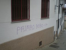 El Ayuntamiento se hará cargo de las pintadas