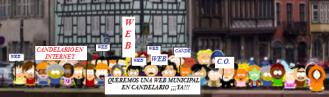 Rotundo éxito en la 1º manifestación virtual de Candelario