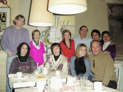 'Desayuno con el arte' en Candelario para colaborar en planes solidarios