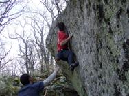 La Dehesa, alternativa extraordinaria para la escalada