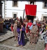El Vía Crucis de Candelario podría entrar en el poyecto 'Pasiones, calvarios y pascuas en la provincia de Salamanca'