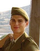 Javier Rodero condecorado con la cruz al merito militar