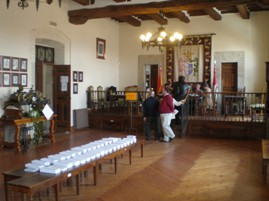 Hoy se celebra en Candelario los 30 años de democracia local