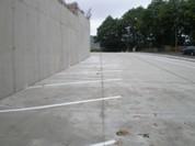 """Mejoras en el aparcamiento de """"los nichos"""""""