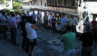 Candelario condena con rotundidad los actos de ETA