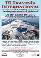 El Club de Montañeros Sierra de Béjar organiza la III Travesía Internacional Invernal