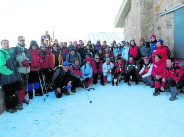 El Club de Montaña de Béjar organiza una travesía por la Sierra