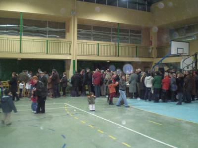 Unas 200 personas disfrutan del fin de fiestas