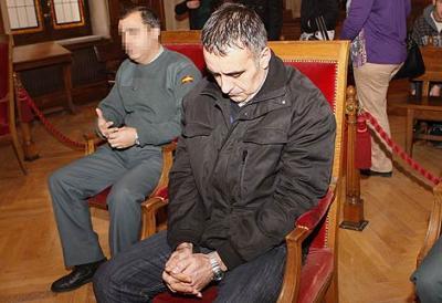 Diez años de prisión por homicidio para el autor del crimen de Cantagallo