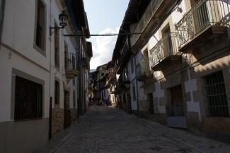 La Junta aprueba la declaración como Área de Rehabilitación el Centro Histórico de Candelario