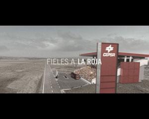 El equipo de rodaje del anuncio de Cepsa pide la colaboración vecinal