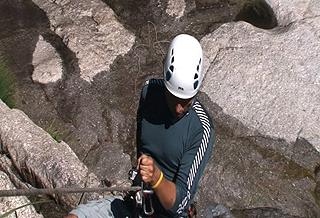 """Candelario protagonista del primer episodio de """"Sin límites: pasión por la aventura"""""""