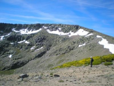 "Rescatada ilesa una montañera extraviada en ""La Ceja"""