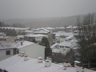 El domingo se espera la primera nevada de la temporada en la villa