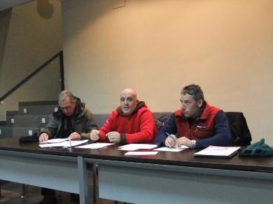 El Grupo Candelariense de Montaña comienza con 30 socios y muchas ganas