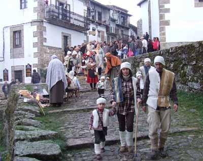 El Belén Viviente de Candelario será el domingo 26
