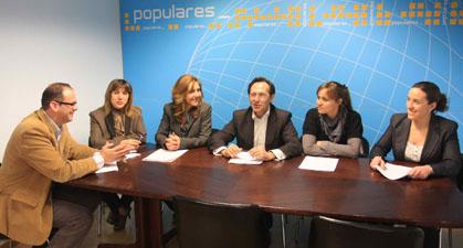 El Comité Electoral Provincial del Partido Popular de Salamanca no habla de Candelario