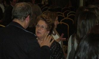 El PP vuelve a confiar en Ana María Carrón para encabezar la derecha corita
