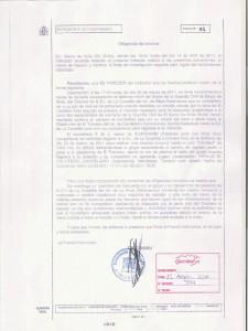 Gecobesa sale al paso ante la denuncia de Ecologistas en el Servicio de Protección de la Naturaleza de la Guardia Civil