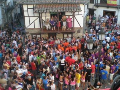 Programa de las Fiestas de Santa Ana (Candelario)